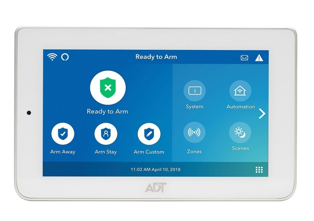 las vegas home security smartphone app